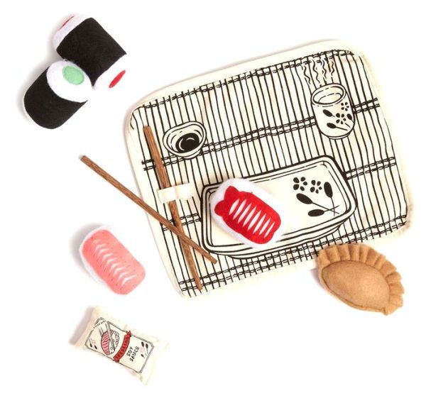Let's Roll! I Love Sushi Kit