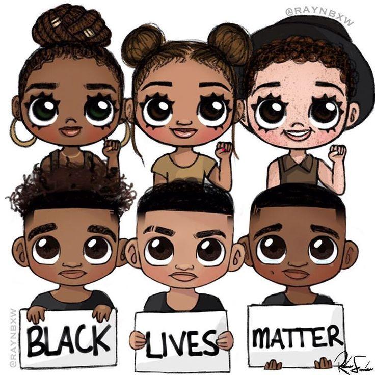 Best 25+ Black girl cartoon ideas on Pinterest | Black girl art ...