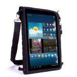 USA Gear Étui Sacoche Bandoulière pour Tablette 10 Pouces – Support Tablette Voiture avec Protection Ecran Fonction Tactile – Pour Samsung…