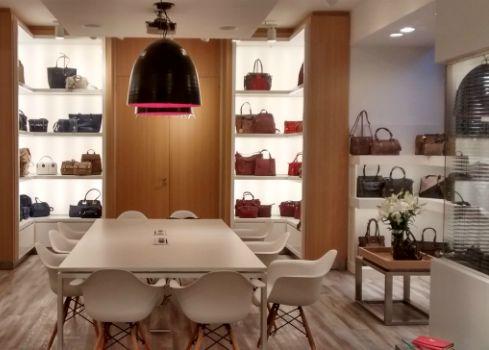 Diseño de showroom para marcas de moda – AMPHORA – Arq. Sergio Suarez