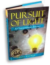 $9.97 #FREEGIVEAWAY- Red Hot Reading Sale! Sandy's compelling memoir Pursuit of Light, an Extraordinary Journey #Today for your summer reading. Order your copy today & get it for the low, Special Summer Reading bonus price of only $9.97  with shipping & tax #free!  #FREE Bonus of the audio program Six Steps to Mastering the Art of Healing Simply go to www.PursuitOfLight.com  At checkout, enter the discount code: SUMMER and receive your own copy of Pursuit of Light Today!