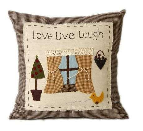 Sevimli aplike yastık – 10marifet.org, pillows