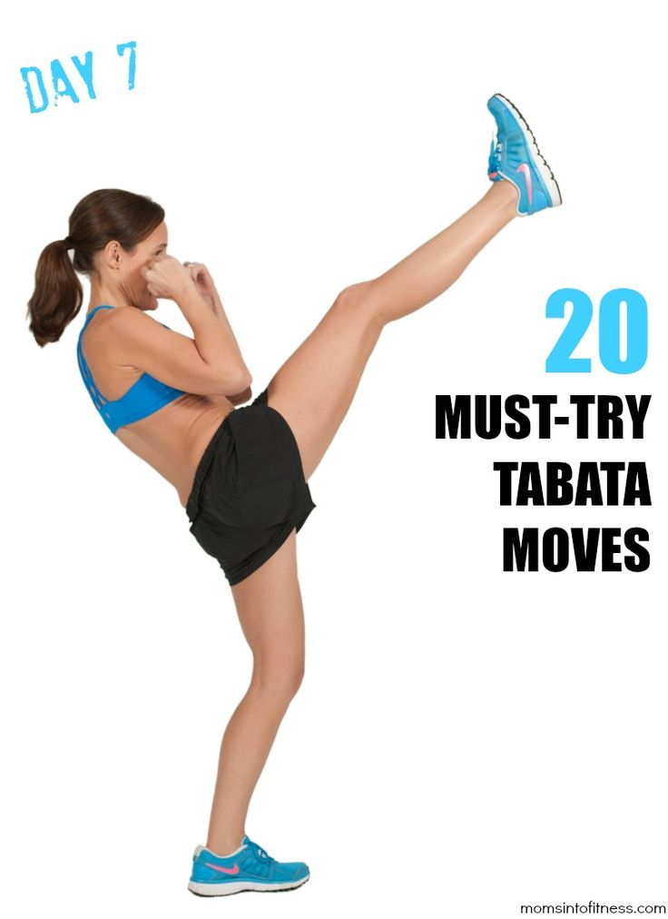 DAY 7: It's Tabata Time! Great at home workout, no equipment required! Get ready for a total body blast burning mega calories in just 10 minutes! This video features 20 Tabata moves to get you moving! Pair this with Core Cardio to complete your Challenge for today. Click the image to get started. Re-pin and comment below to let me know you did it! Tag a friend who hasn't tried Tabata!  #momsintofitness #tabata #corecardio #corechallenge #noequipmentworkout #athomeworkout