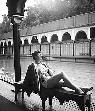 Les 644 meilleures images du tableau paris des for Piscine deligny