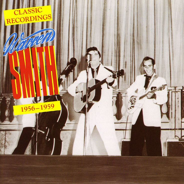 Warren Smith - Classic Recordings 1956-1959