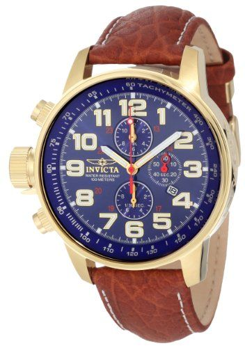 Invicta Men's 3329 Force Collection Lefty Watch: Watches: Amazon.com