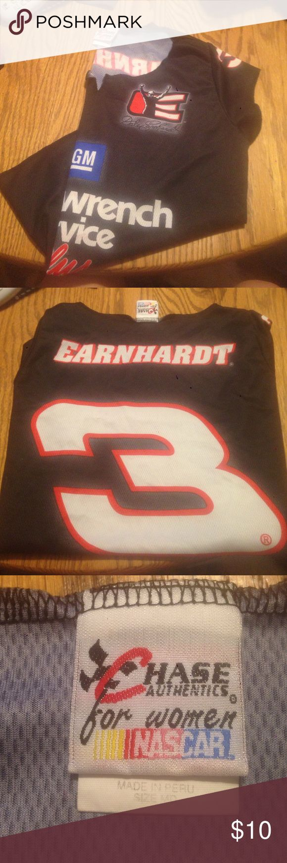 Dale Eanrhardt 3 NASCAR shirt Dale Earnhardt 3 NASCAR Shirt. 30% off when you bundle 2 or more items! I am also open to offers!! Tops