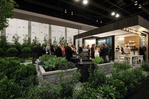 H&L Laneway Feature Home showcased at Interior Design Show West