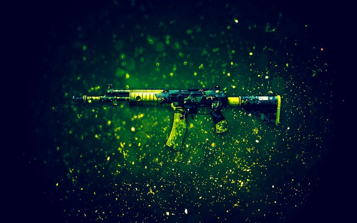 CS:GO Weapon Skin Wallpapers on Behance