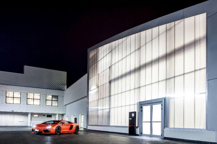 Lamborghini Canteen - Italy