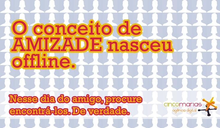 Dia do Amigo 2012.