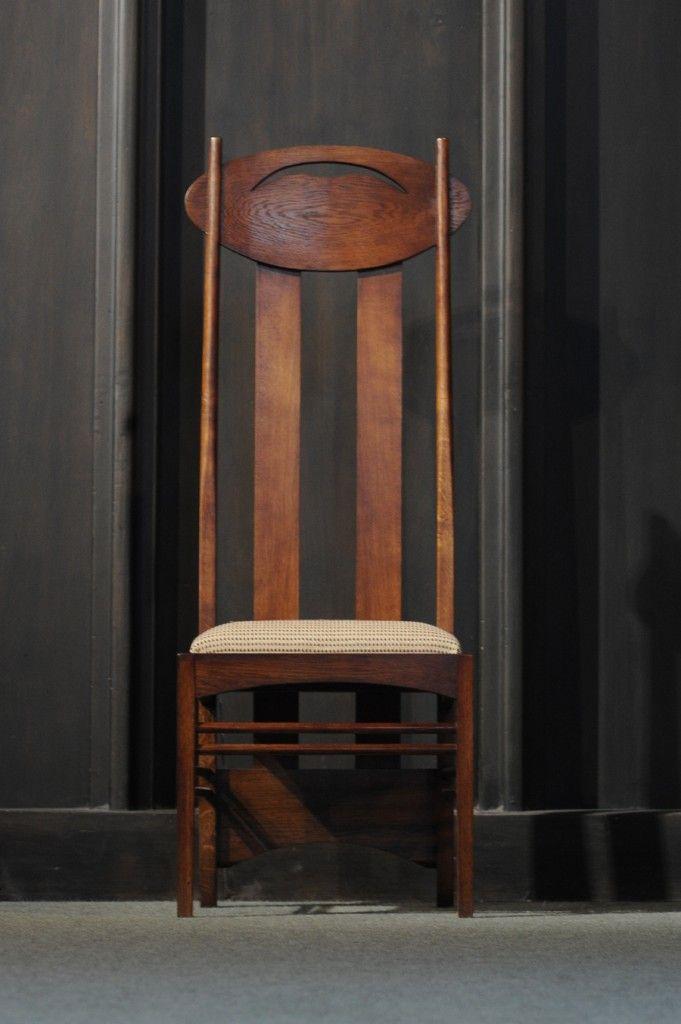 Argyle Chairs | Charles Rennie Mackintosh Furniture | Bruce Hamilton