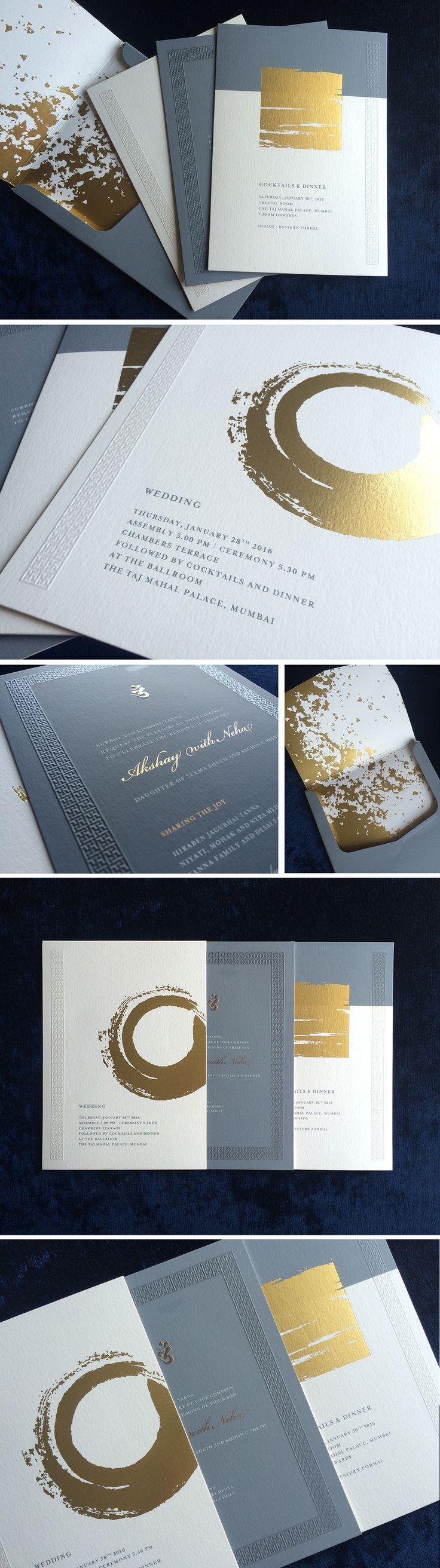Wedding card - 03 on Behance