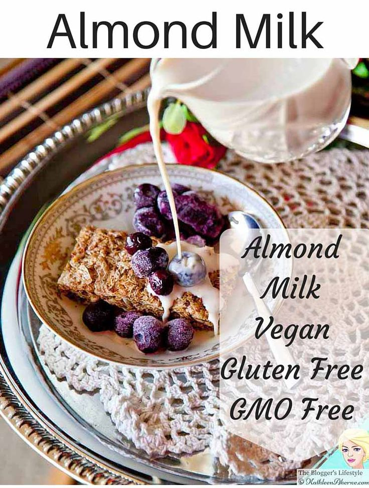 Almond Milk Recipe - this is the best creamy, flavoursome almond milk. It is Vegan, Gluten Free and importantly GMO Free. Enjoy this almond milk wherever you need milk, on breakfast, desserts - it is there for the whole family to enjoy. No mucous after effects.