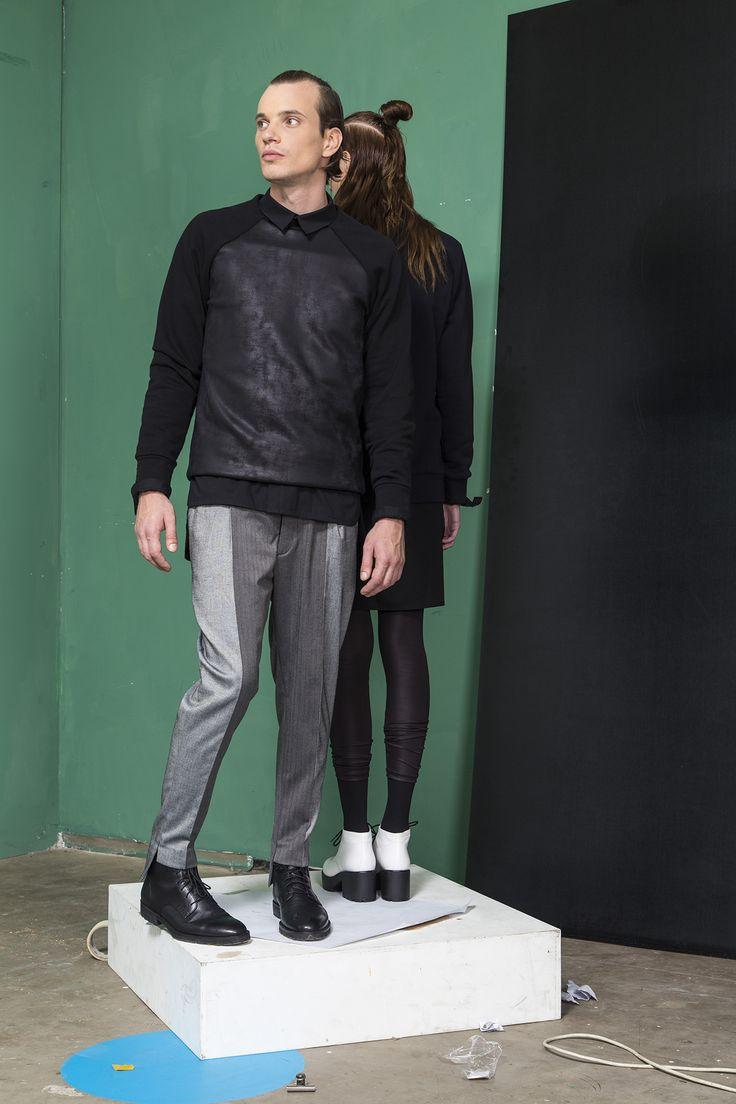 MEI KAWA | Raglan Sweater