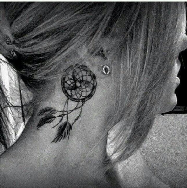 Dream Catcher Tattoo!!