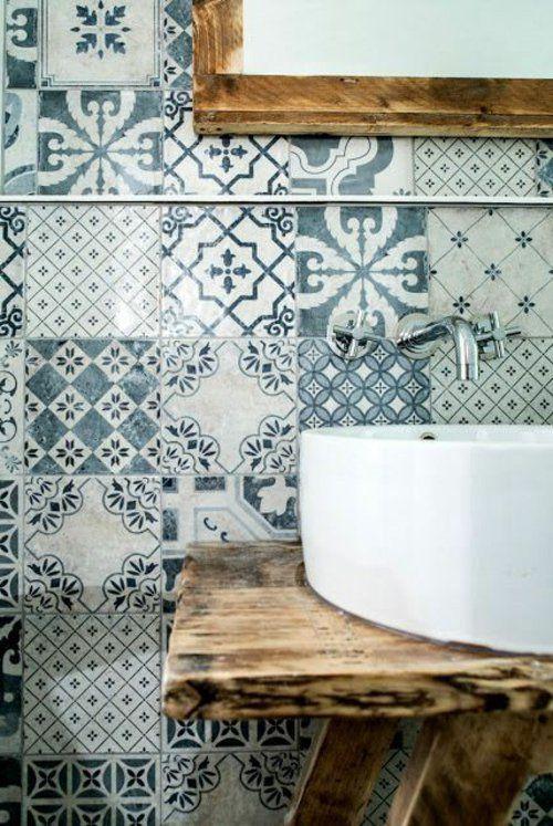 87 besten Badezimmer Bilder auf Pinterest Badezimmer - ideen f r badezimmer fliesen
