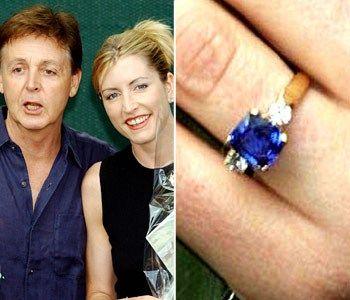 The Beatles Polska: Paul McCartney wyrzucił przez okno pierścionek zaręczynowy swojej narzeczonej.