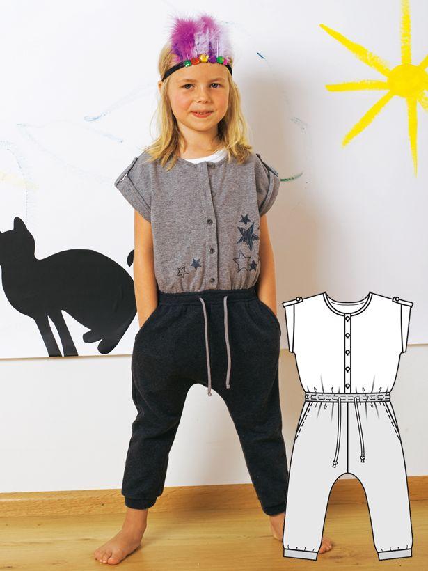 Jammin' Jersey: 8 New Children's Patterns – Sewing Blog | BurdaStyle.com