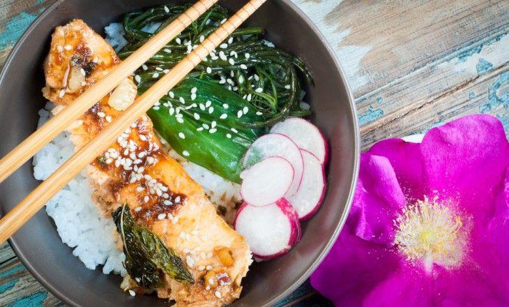 En god och lättlagad rätt som serveras med ris eller nudlar.