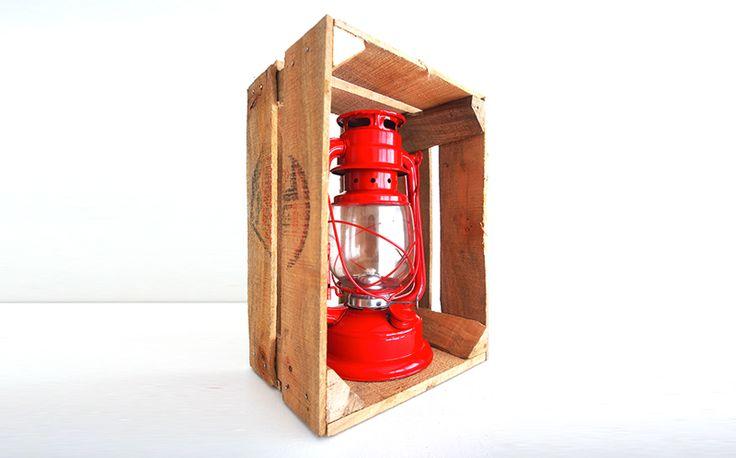 Red Lantern Vintage - Linterna Roja Vintage