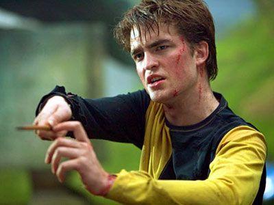 Cedric Diggory en \'Harry Potter y el Cáliz de Fuego\'