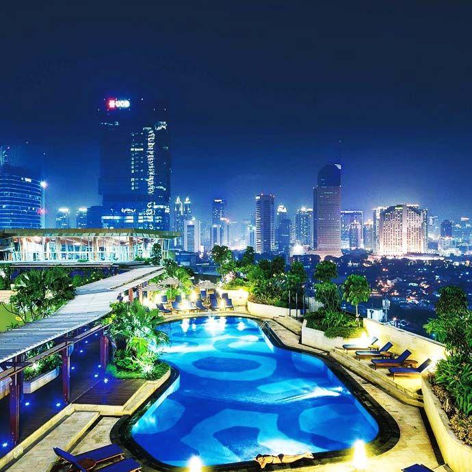 Luxury Hotel Indonesia Kempinski, Jakarta #Luxury #Restorts #Hotels mindfultravelbysara.com