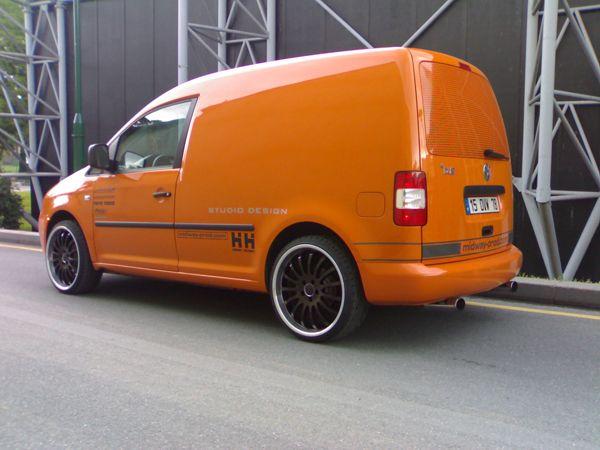 '06 VW Caddy 180 Hp ! My Daily Express Van ..