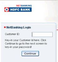 How To Order Cheque Books Through HDFC Bank Internet Banking Facility...