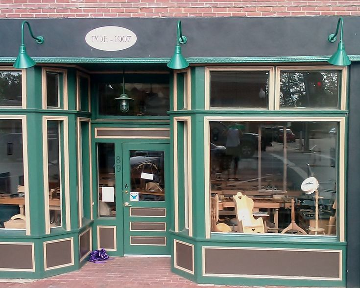 35 Best Images About Awesome Antique Storefronts On