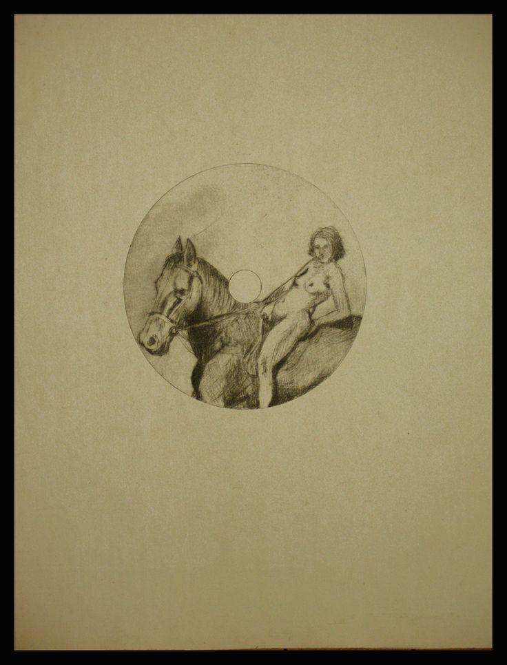 2.gravura nud calare