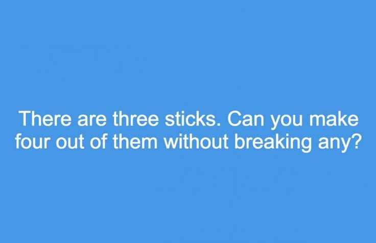 20 Tricky Riddles That Will Exercise Your Brain