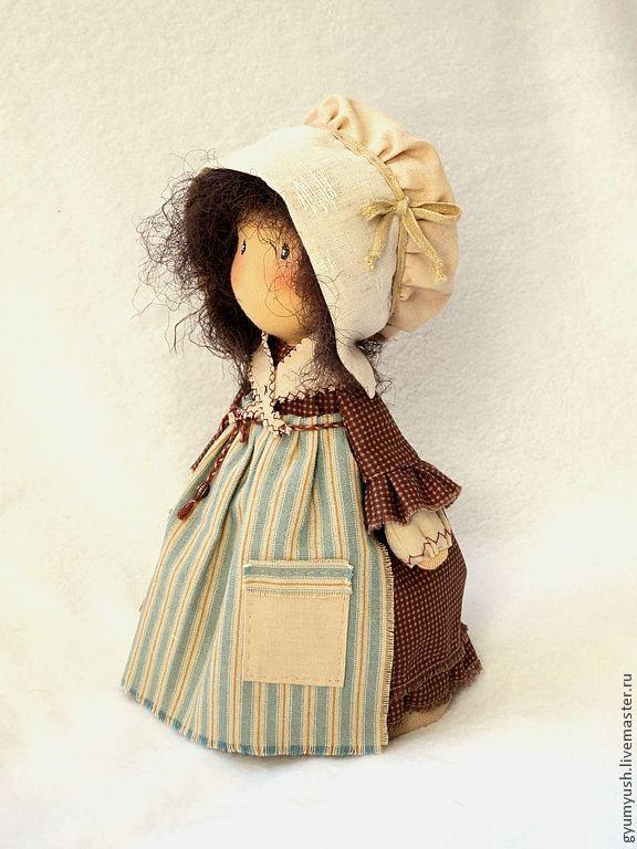 """Купить Текстильная кукла """"Прованс..."""" - прованс, текстильная кукла, интерьерная кукла, подарок, девочка"""
