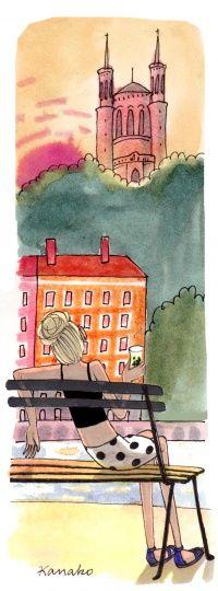Lyon // Ah la belle vie - What a beautiful life