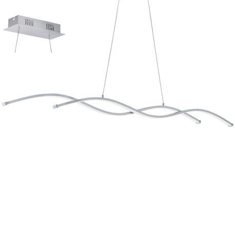 lampa wisząca LASANA 2 LED duża