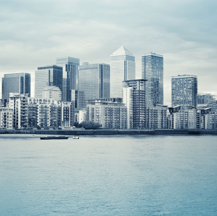 Canary Wharf and the Isle of Dogs