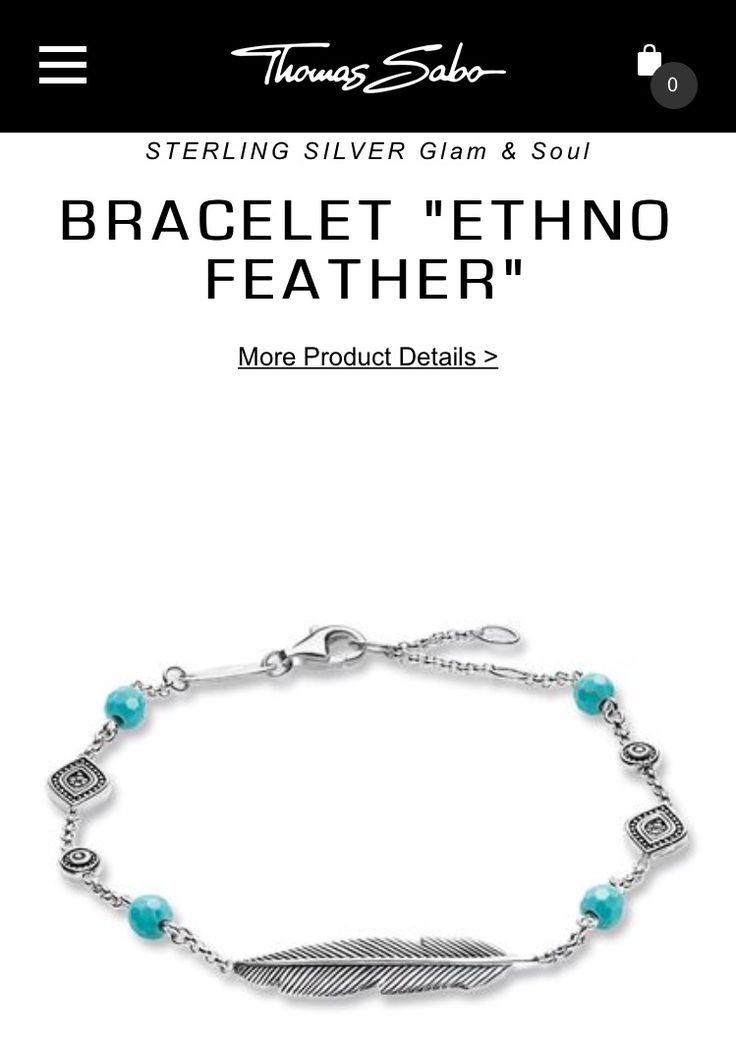 Omgggg loving this Thomas sa i bracelet 💗