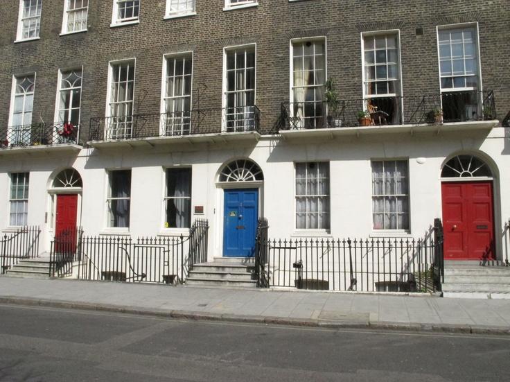 Montague St., London   Photo by Emiliano López