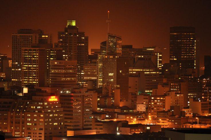 Durban city at night. www.ducklingphotography.blogspot.com