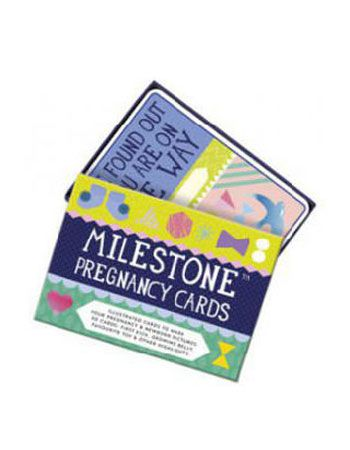 Rainbow Magic Milestone™ Pregnancy Cards. R300.