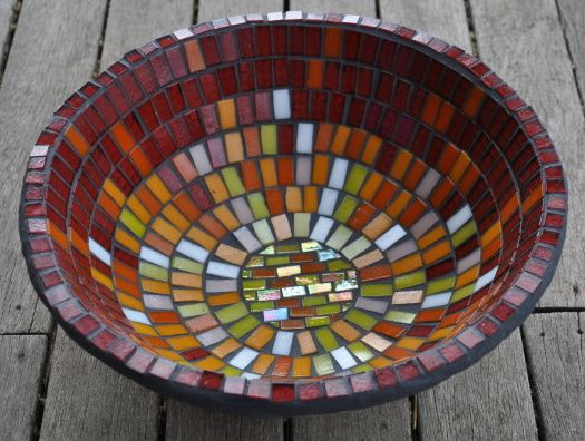 Best 25 photo mosaic ideas on pinterest photo frames for Ceramic tiles for crafts projects