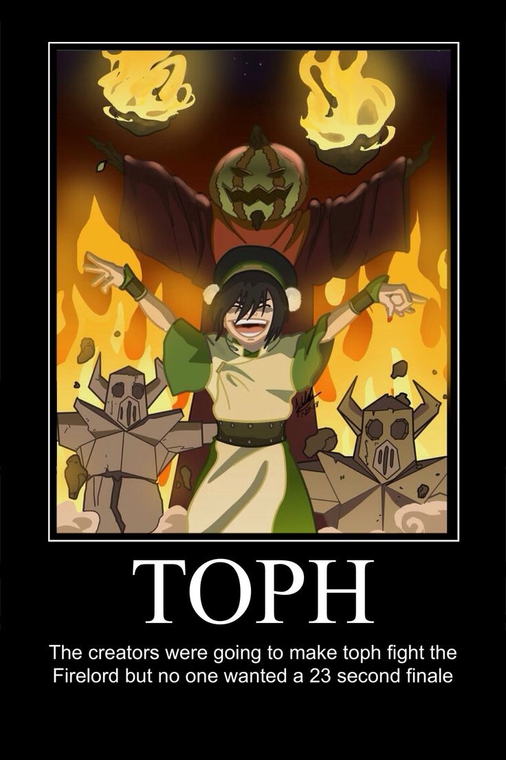 Toph is awesomE!!!!