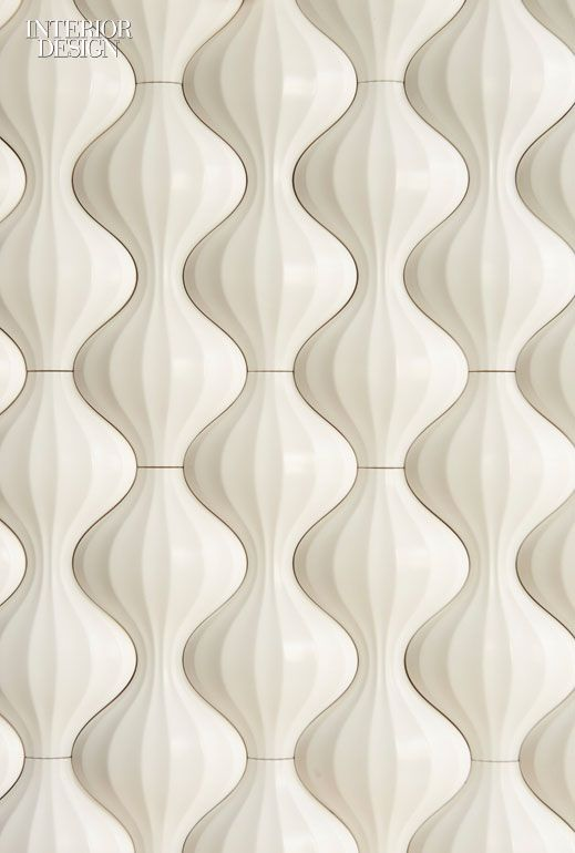 Walker Zanger's Tactile Tiles Can Transform Walls into Sculptures