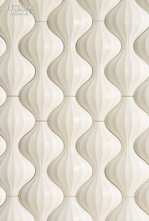 Walker Zanger's Tactile Tiles Can Transform Walls into Sculptures