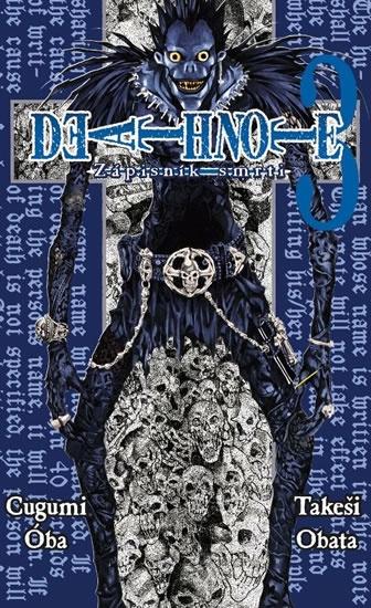 Death Note #3 (Oba Cugumi)
