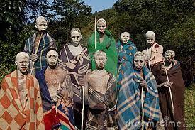xhosa - abakhwetha