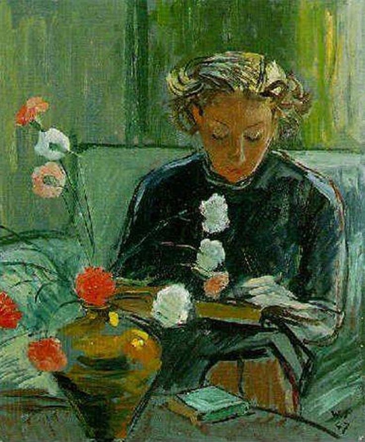 pintura de Walter Sautter (1911-1991)