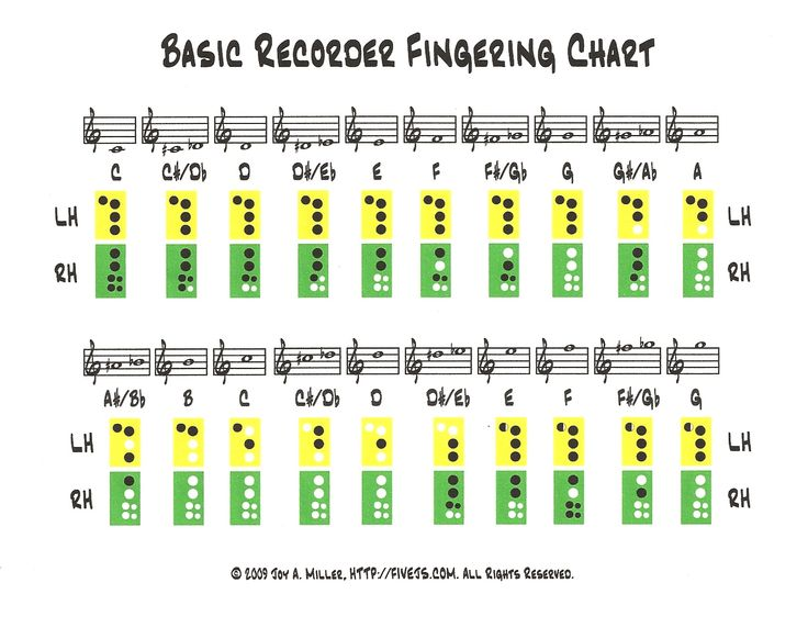 9 Best L'S Recorder Pins Images On Pinterest | Recorder Music