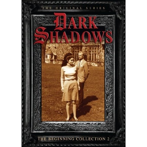 Amazon.com: Dark Shadows: The Beginning Collection 2: Jonathan Frid, Grayson Hall, Joan Bennett, Nancy Barrett: Movies & TV