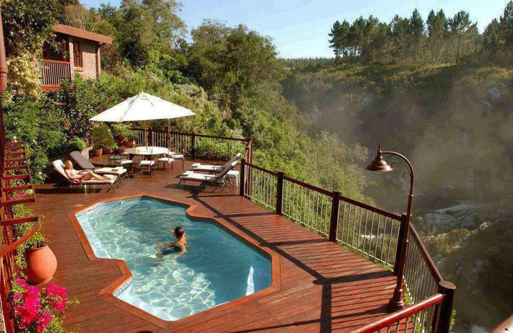 Tsitsikamma Lodge at Storms River, South Africa
